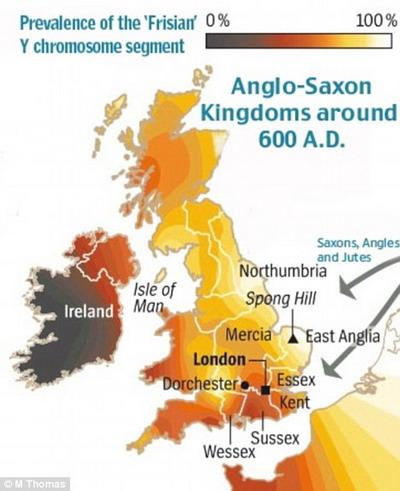 Anglo-Saxon Invasions