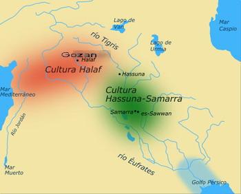 Gozan Location Map
