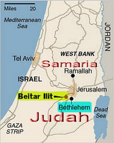Beitar Map