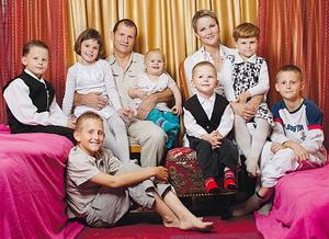 Anastasia Family