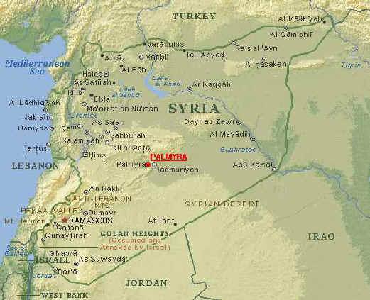 Tadmor-Palmyra
