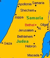 Beth-el Map
