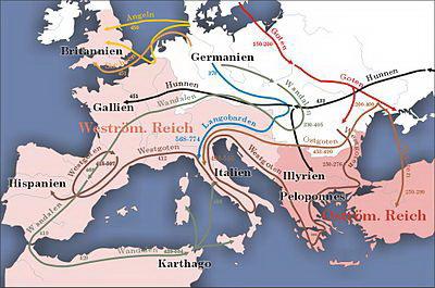 Slav Migrations